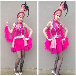 Pink Showgirl
