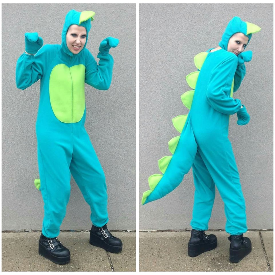 Aqua Dragonosaur