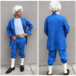 Colonial Captain (light blue)