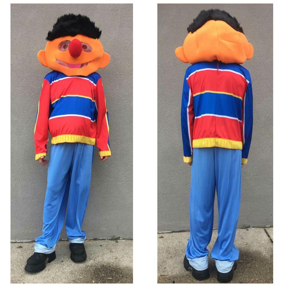 Ernie (soft head)