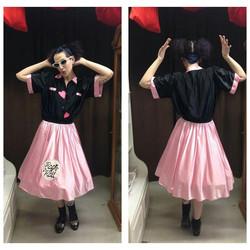 50's Rock 'N' Roll Dress