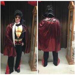 Red & Black Elvis