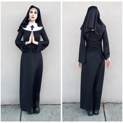Small & Tall Nun