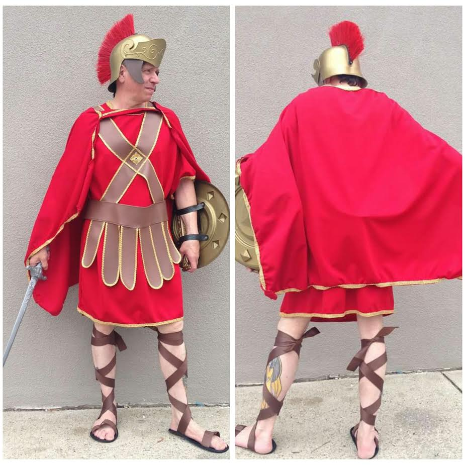 Trojan Soldier