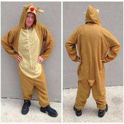Reindeer Jumpsuit