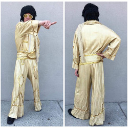 Gold Elvis