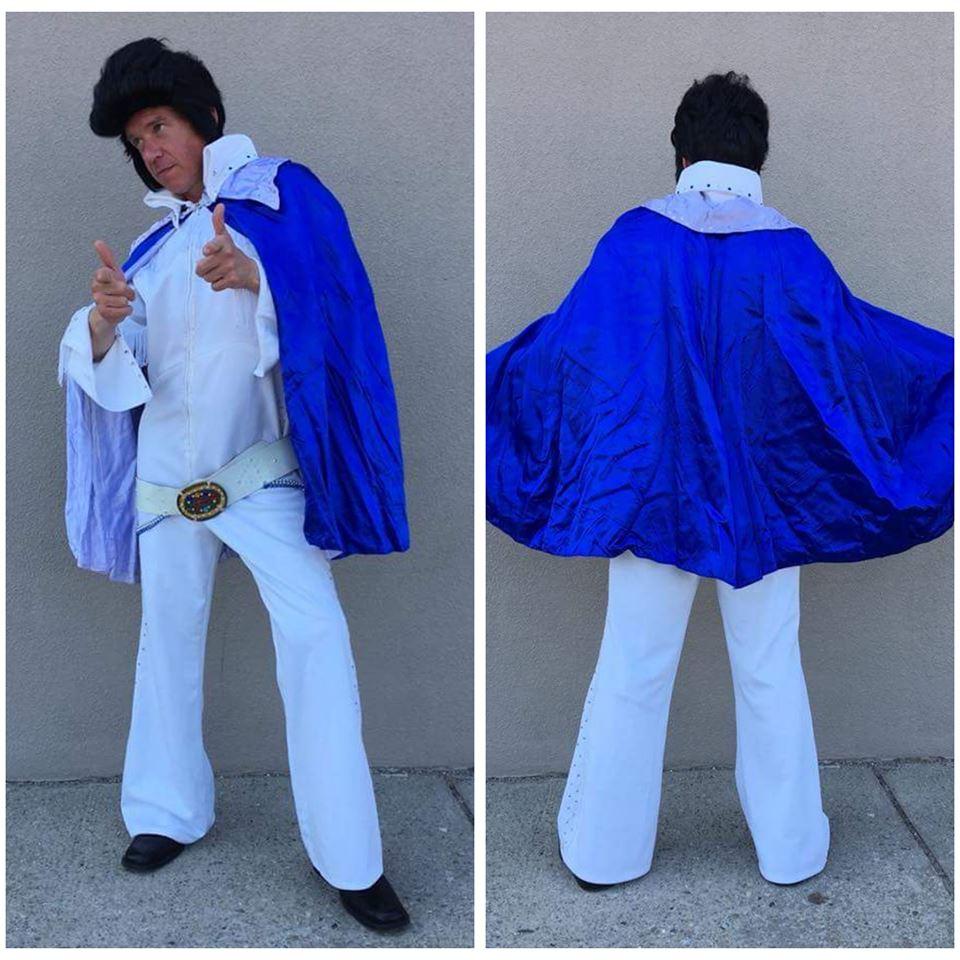 White Elvis