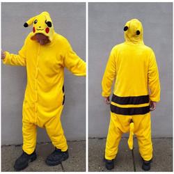 Fuzzy Pikachu