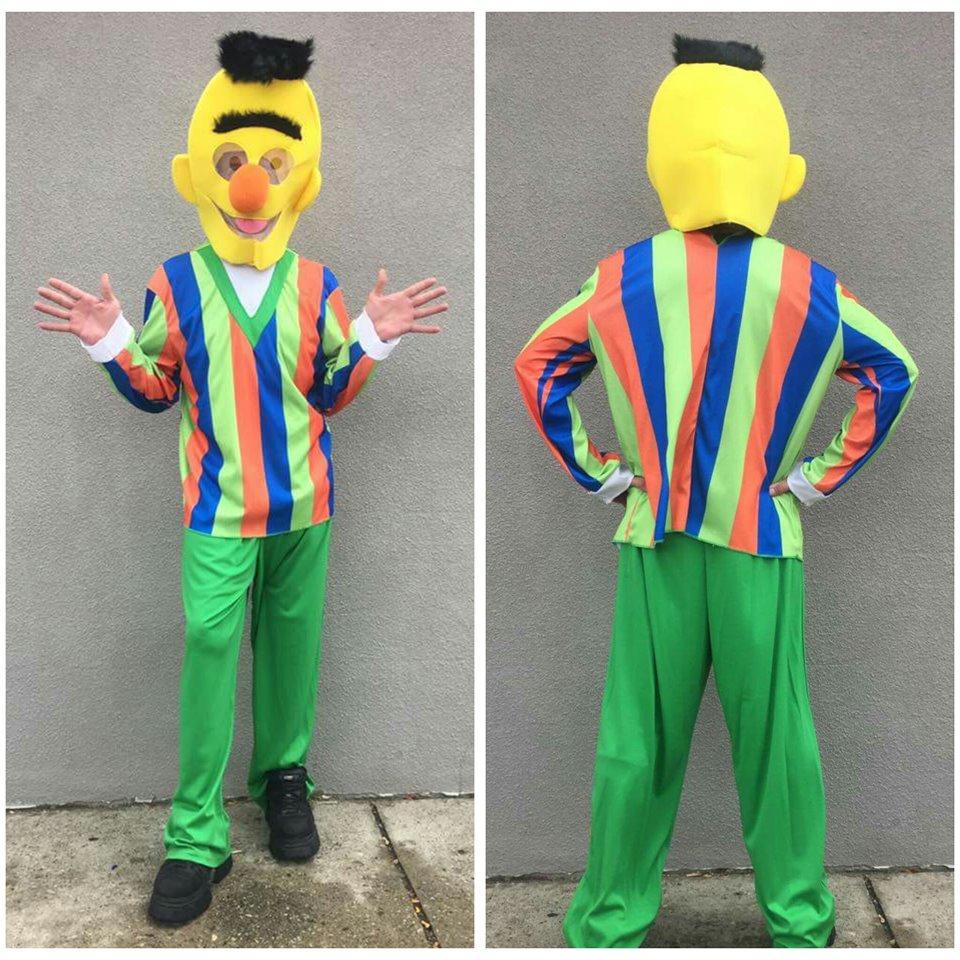 Bert (soft head)