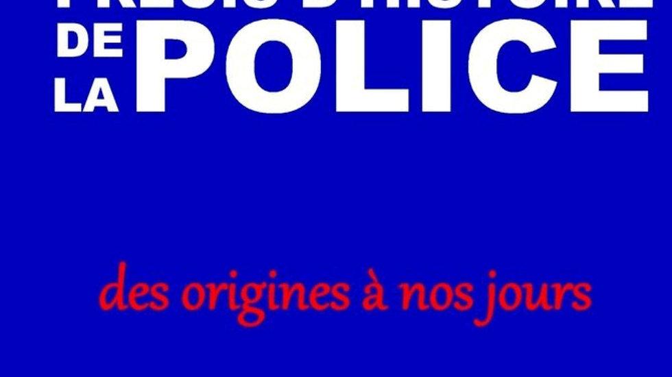 Précis d'Histoire de la police