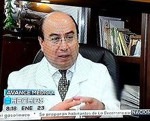 Dr. Alfonso Massé Sánchez en HECHOS TV