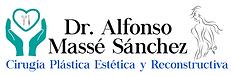 Logo sitio web Dr. Alfonso Massé Sánchez