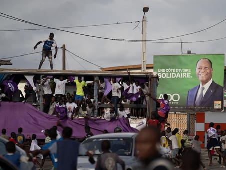 Is Côte d'Ivoire Sliding into Terminal Unrest?