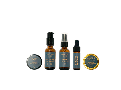 Emogene's Complete Revitalize Travel Kit
