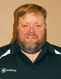 Blake Nincehelser, Plant Manager, NYECOM