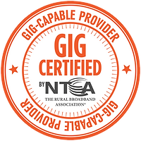 Gig Certified Internet Provider icon