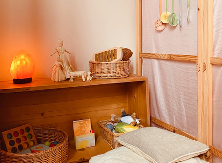 Nourishing Spaces Part 3: Spaces for Quiet