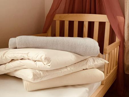 Choosing natural bedding