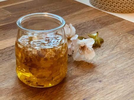 Homemade Sakura (Blossom) Oil
