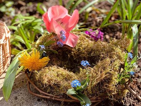 Easter Hare Nest