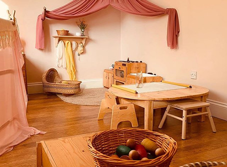Why is your Playroom Pink? - An Introduction to Steiner's Theory on Colour