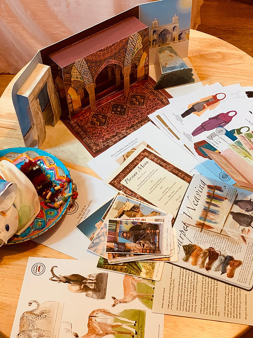 Pop up and Play ~ Travel the world with me ~ Iran