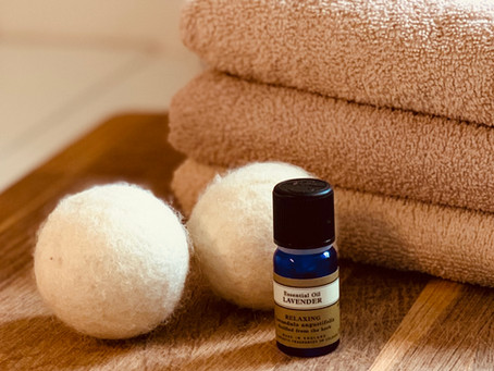 Natural Wool Dryer Balls