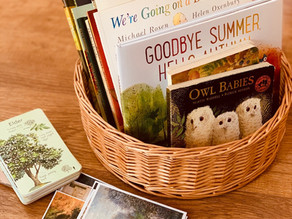 Our Autumn Read-aloud and Flash Cards