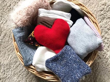 Valentine Sensory Basket