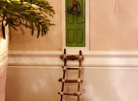 Add your own magical fairy door to your playroom or child's bedroom