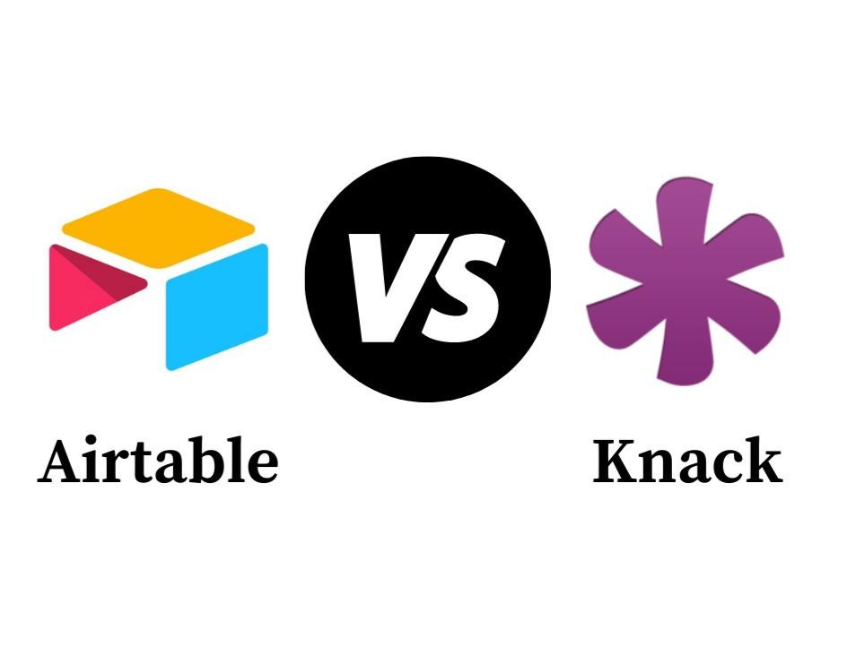 Airtable vs Knack