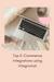 Top E-commerce integrations using Integromat