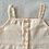 Thumbnail: Vintage baby- Shortie Romper
