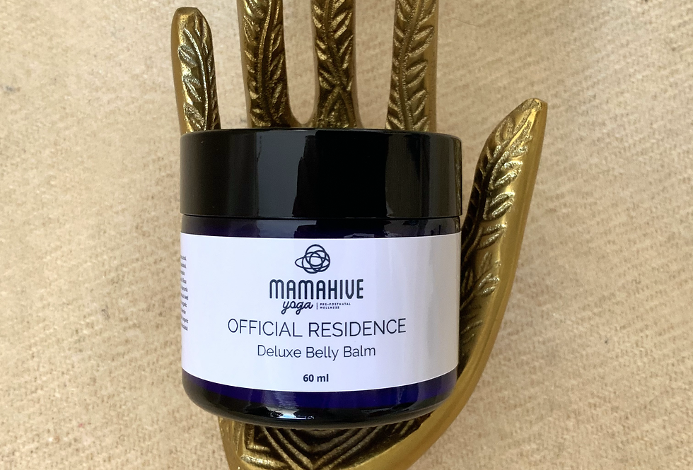 Official Residence-Deluxe Belly Balm