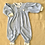 Thumbnail: SOLD! Vintage baby-Knit Playsuit