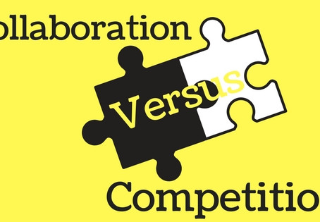 Collaborating vs-Competing in Business