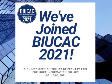 OUCAS join BIUCAC