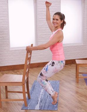 popsugar fitness barre video yoga
