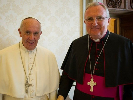 POPE APPOINTS LEADERSHIP AT CONGREGATION FOR DIVINE WORSHIP
