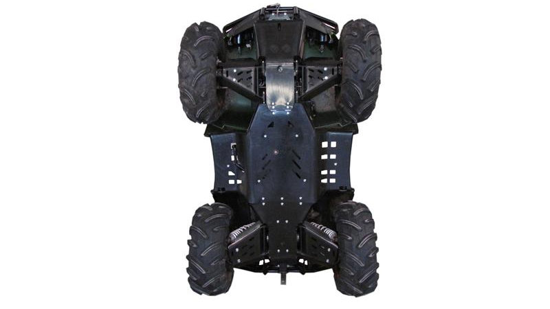 Arctic Cat 500 / 550 / 700 Skid Plate full set (HDPE)
