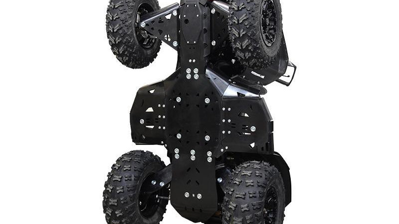 Can-Am Renegade 2019+ HDPE Full Skidplate