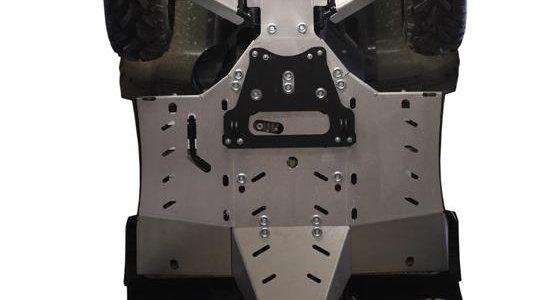 Full Aluminium Skidplate Arctic Cat TRV Long Wheel Base