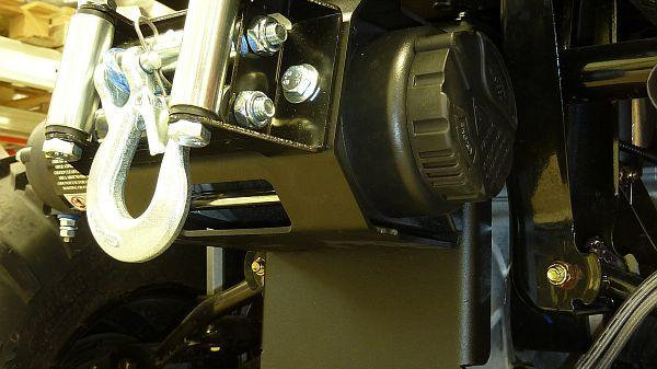 Rear winch mounting kit Polaris Sportsman 450 / 500 / 570 / 800 / ETX (2011+)