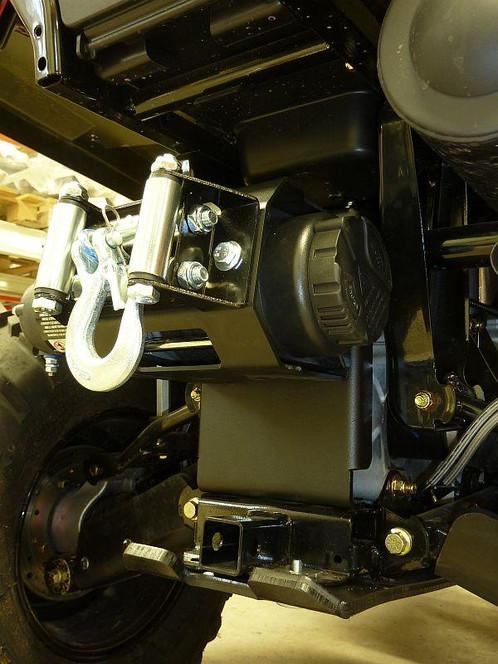 Rear Winch Mounting Kit Polaris Sportsman 450 500 570 800 ETX 2011