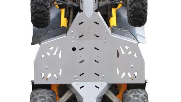 Full Aluminium Skidplate Can-Am G1 Renegade