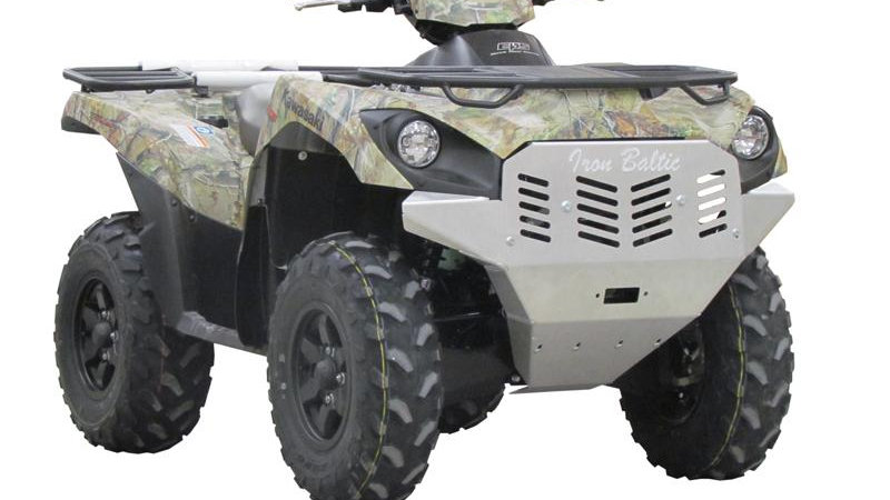 Kawasaki KVF 650 / 750 Front protection (aluminium)