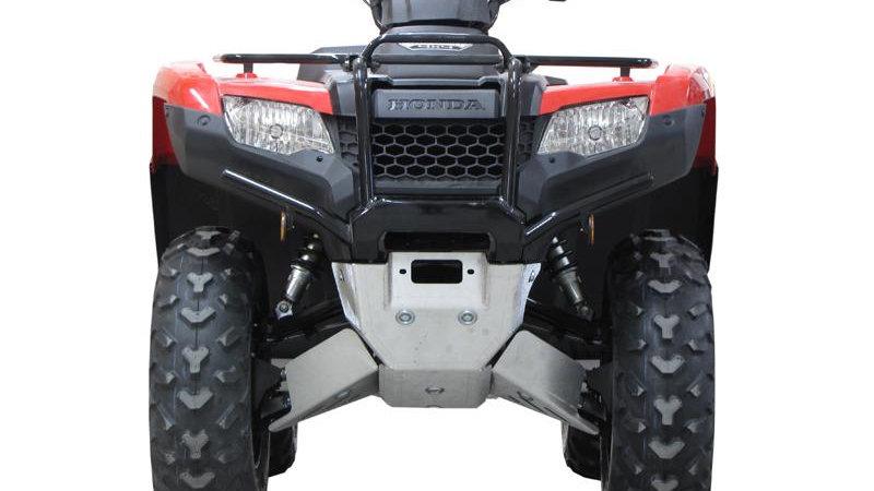 2014+ Honda TRX500 FE /FPE Full Aluminum Skid Plate