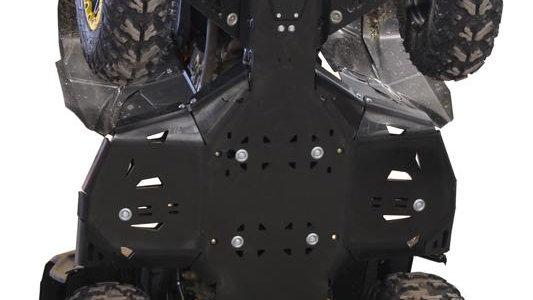 Full HDPE Skidplates Can-Am Renegade G2 2012-2016