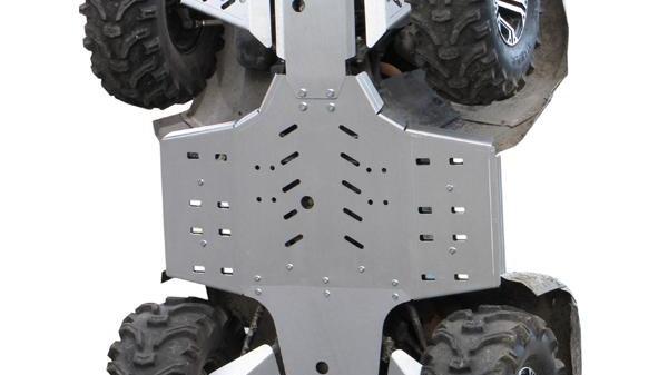 2016+ Grizzly 700 Aluminium Full Skid Plate