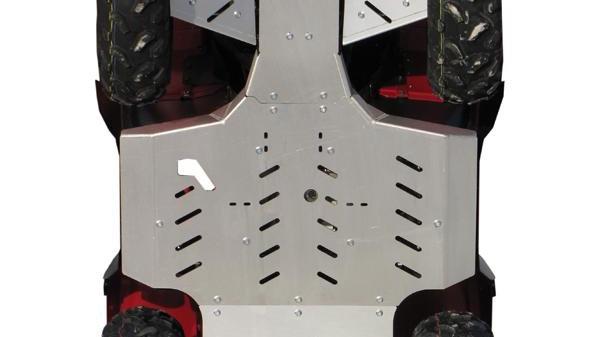 Kawasaki 650/750 IRS Aluminum Skid Plate